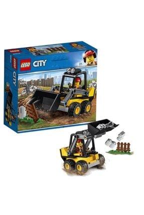 LEGO İnşaat Yükleyicisi/City +5 Yaş 88 Parça
