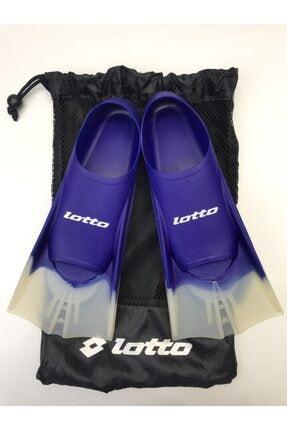 Lotto Unisex Mavi Silikon Palet