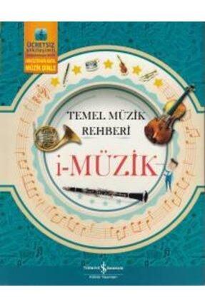 İş Bankası Kültür Yayınları Temel Müzik Rahberi I Müzik