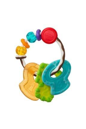 Infantino Bebek Dişlik Oyuncak Anahtarlık