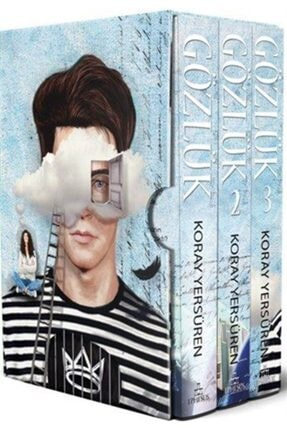 Ephesus Yayınları Gözlük Camdan Kalpler Set (3 Kitap) (karton Kapak)