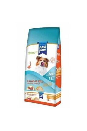 Paw Paw Kuzu Pirinç Köpek Maması 15 Kg