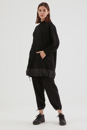 Loreen Kadın Siyah Alt Üst Takım