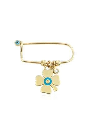 Parle Jewellery 0.01 Carat Pırlantalı Çocuk İğne