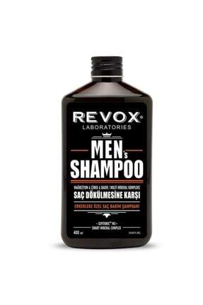 Revox Men Saç Dökülmesine Karşı Şampuan 400ml Skt:01/2022