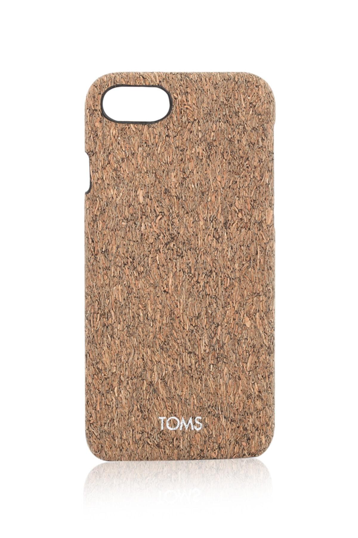 Toms Iphone 7 Ahşap Telefon Kapı 1