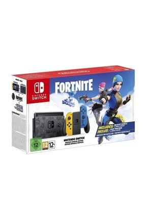 Nintendo Switch Konsol Fortnite Special Edition (CDMedia)