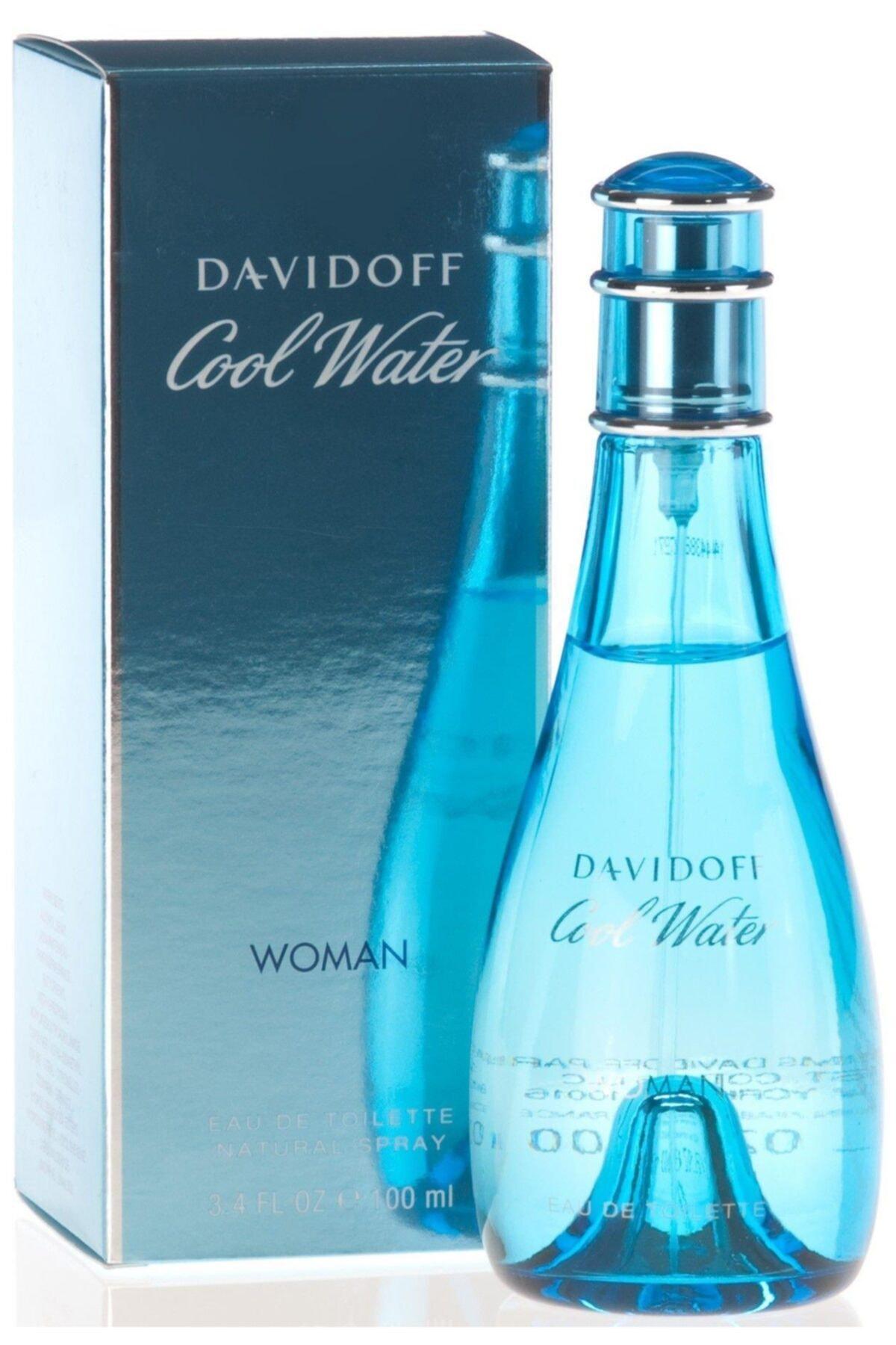 Davidoff Davidof Cool Water Edt Bayan Parfümü 100 Ml 1