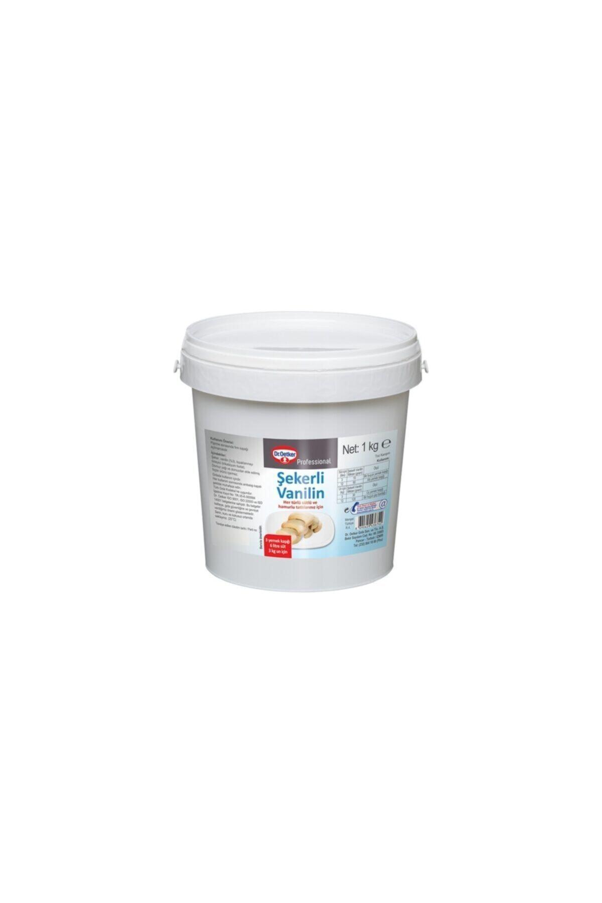 Dr. Oetker Şekerli Vanilin 1 Kg 1