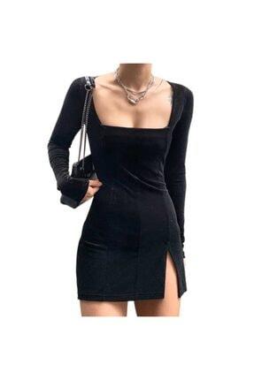 Banabu Kadın Siyah  Elbise