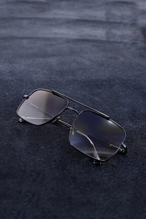 BigBang Unisex Siyah Gözlük
