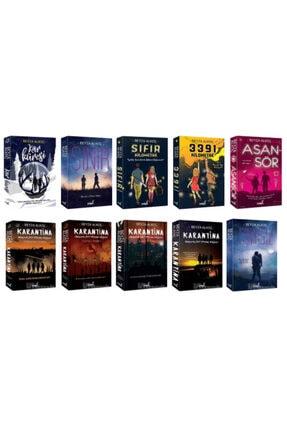İndigo Yayınları Beyza Alkoç Seti 10 Kitap Karantina Seti 10 Kitap Karton Kapak Dinamik