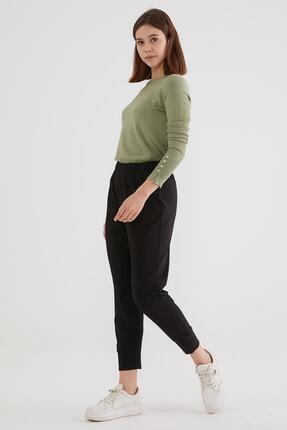 Loreen Kadın Siyah Pantolon  28073-01