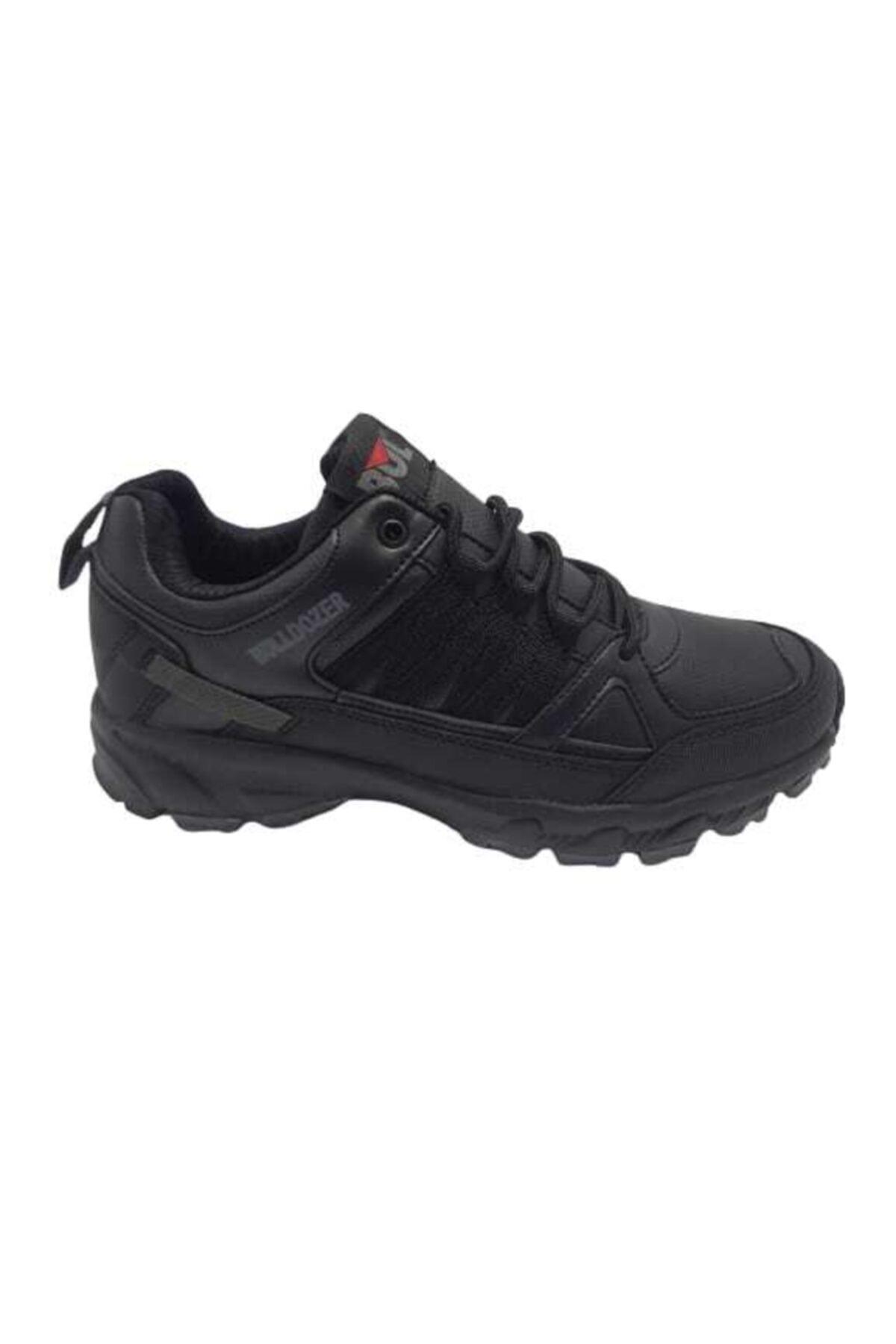 Bulldozer Erkek Siyah  Treking Ayakkabı Bul-210415 1