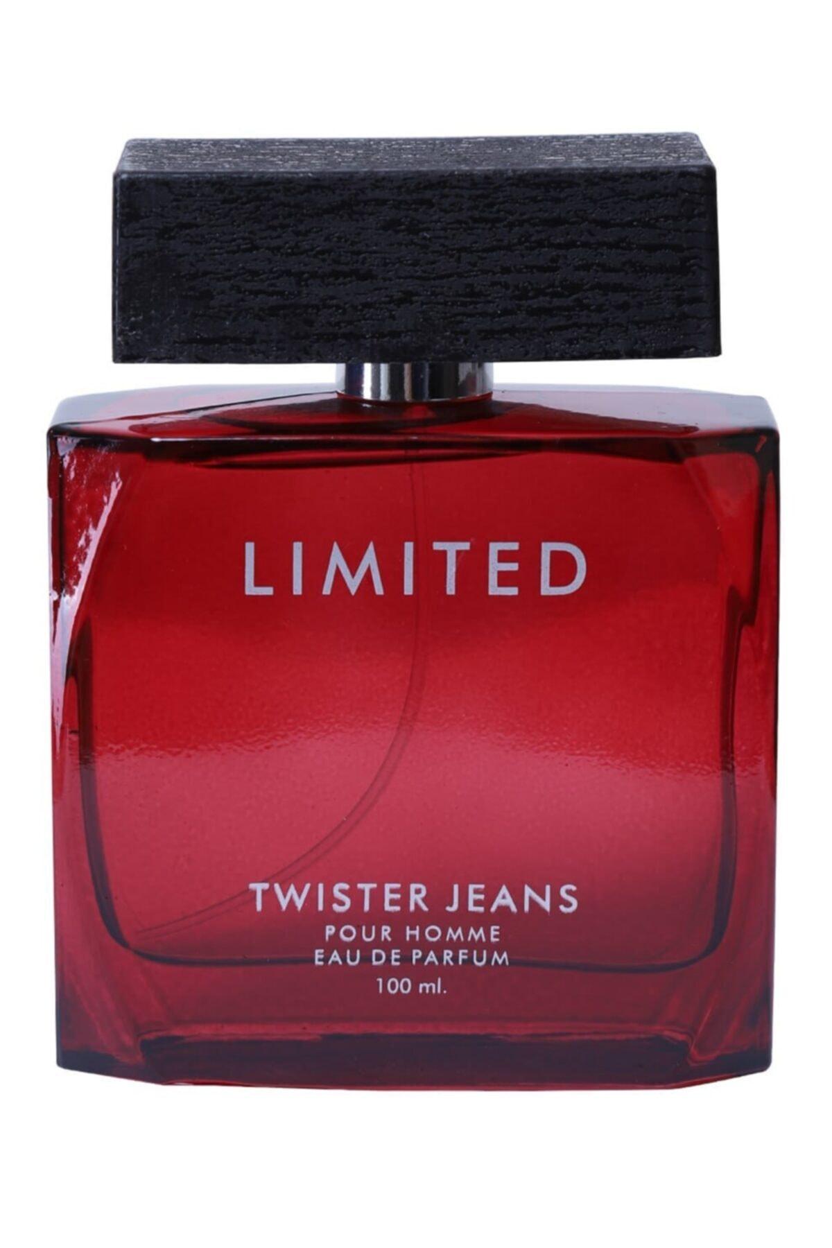 Twister Jeans Erkek Lımıted Parfüm 100 Cc Bordo 1