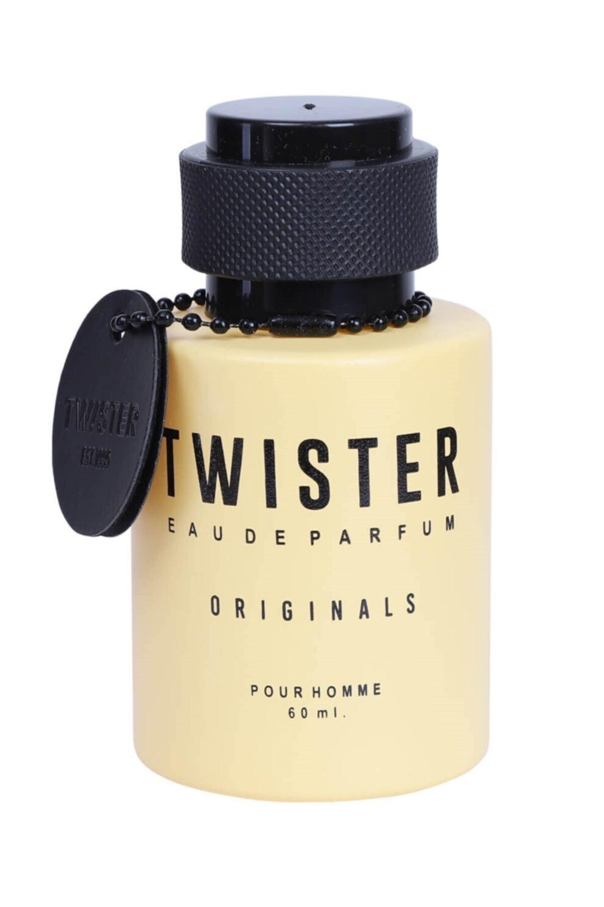 Twister Jeans Erkek Orıgınals Parfüm 60 Cc Sarı 1