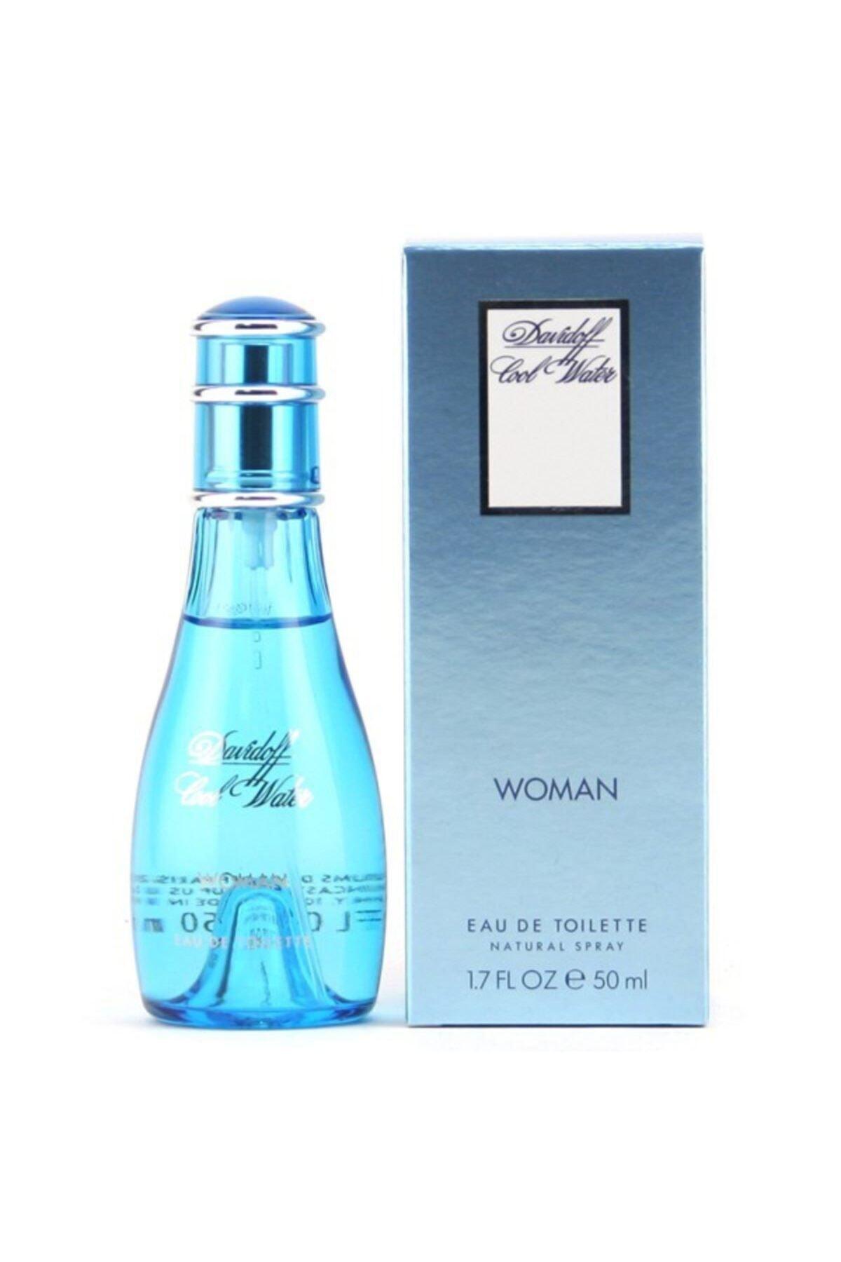 Davidoff Cool Water Edt 50 ml Kadın Parfüm 3414202011769 2