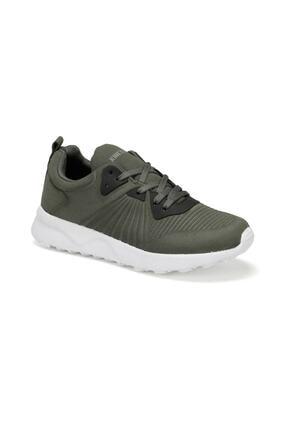 Kinetix Kadın Haki Sneaker Ayakkabı 000000000100330461