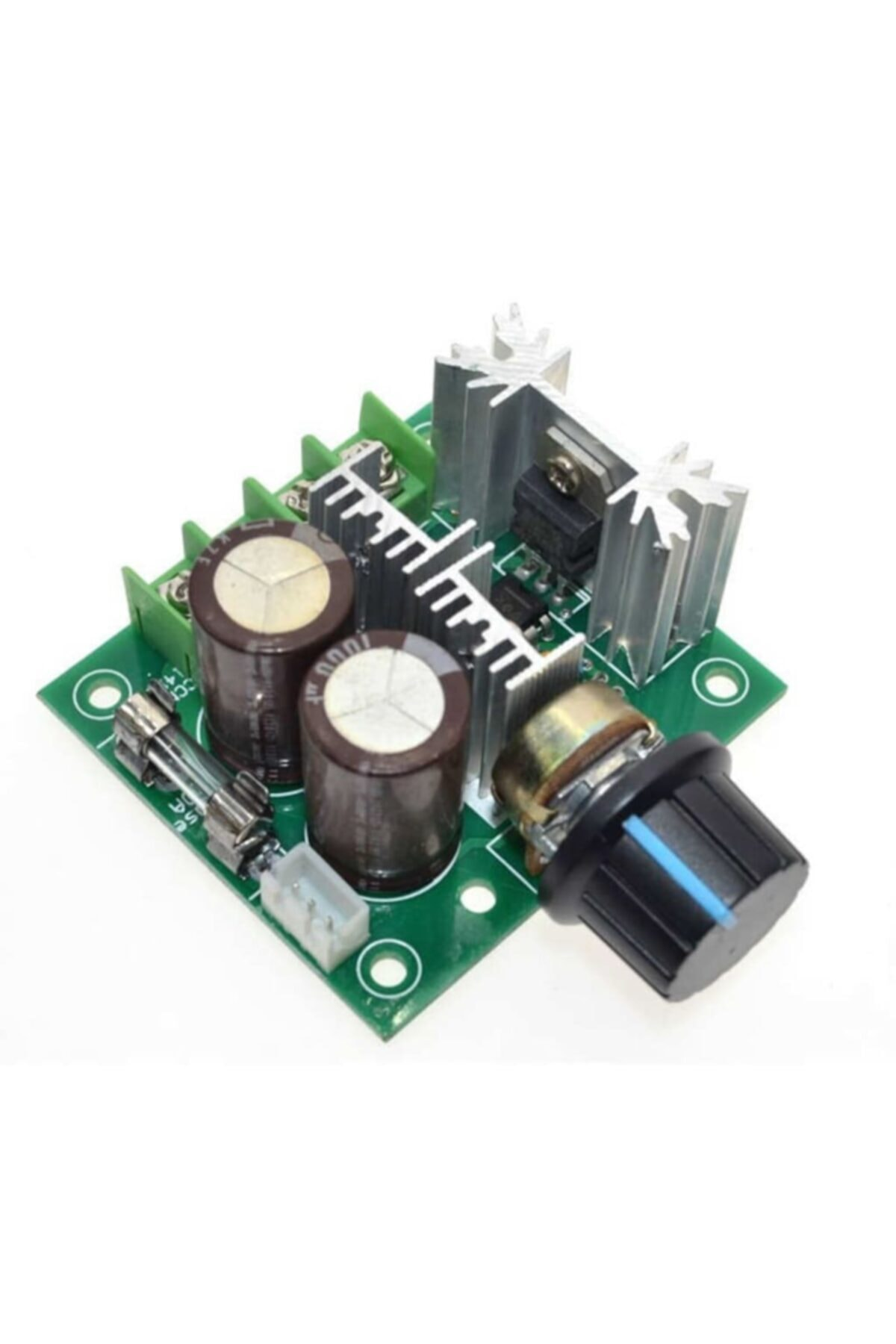 EMRE ELEKTRONİK Dc Motor Hız Kontrol Devresi 12v-40v 10a Dc Motor Sürücü Dimmer 1