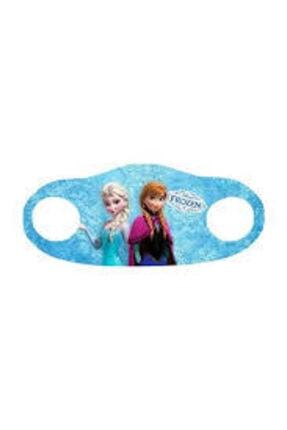 BalonEvi Frozen Kağıt Maske (6 Adet)