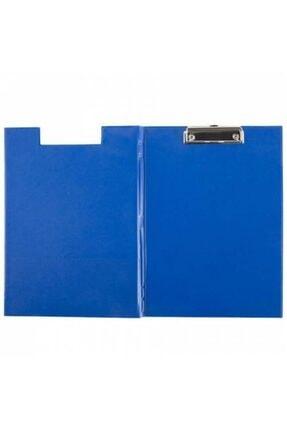 Marla Sekreterlik 10 Adet Açılır Kapaklı Mavi Renk