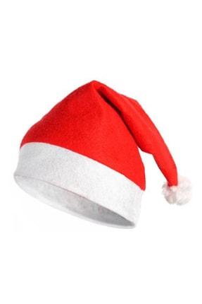 YEDİTEPEHAYAT Yılbaşı Şapkası Noel Baba Şapkası