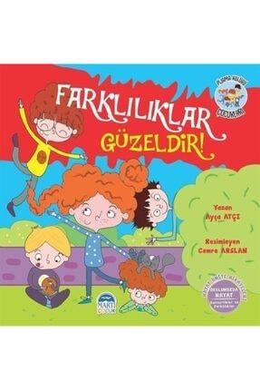 Martı Yayınları Farklılıklar Güzeldir / Pijama Kulübü Çocukları