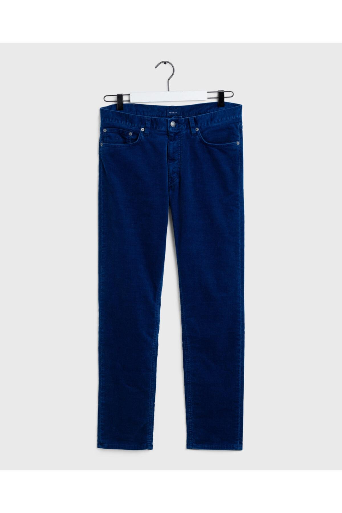Gant Erkek Mavi Pantolon 2
