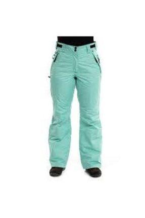 CRIVIT Kadın Yeşil Kayak Pantolonu