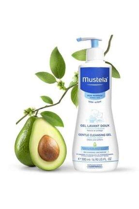 Mustela Dermo Cleansing Şampuan - 500 Ml Saç Ve Vücut Şampuanı