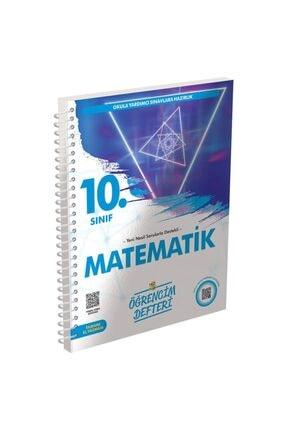Murat Yayınları 10 Sınıf Matematik Öğrencim Defteri Tamamı El Yazmalı Konu Anlatımlı 2021 Güncel