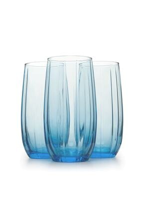 Paşabahçe Linka 6'lı Meşrubat Bardağı 500cc Mavi