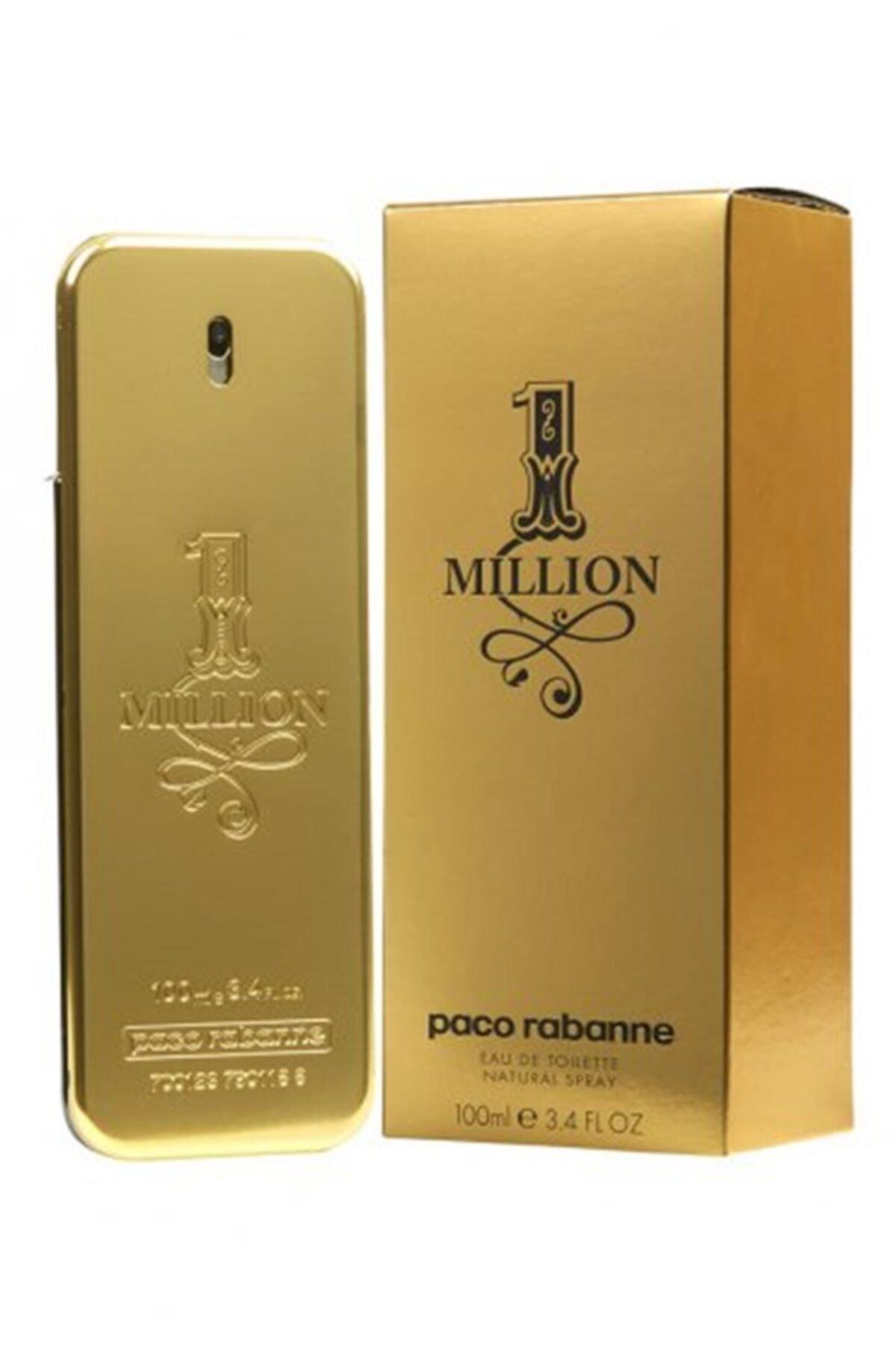 Paco  Rabanne One Million Edt 100 Ml Erkek Parfümü 3349666007921 1