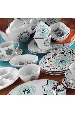 Kütahya Porselen Leonberg 41 Parça 10506 Kahvaltı Takımı