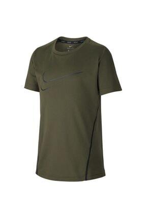 Nike Erkek Çocuk Haki B Nk Dry Top Ss Tişört 892514-395