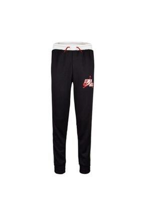 Nike Erkek Çocuk Siyah Jordan Jumpman Classıcs Iıı Polyester Eşofman Altı 957455-023