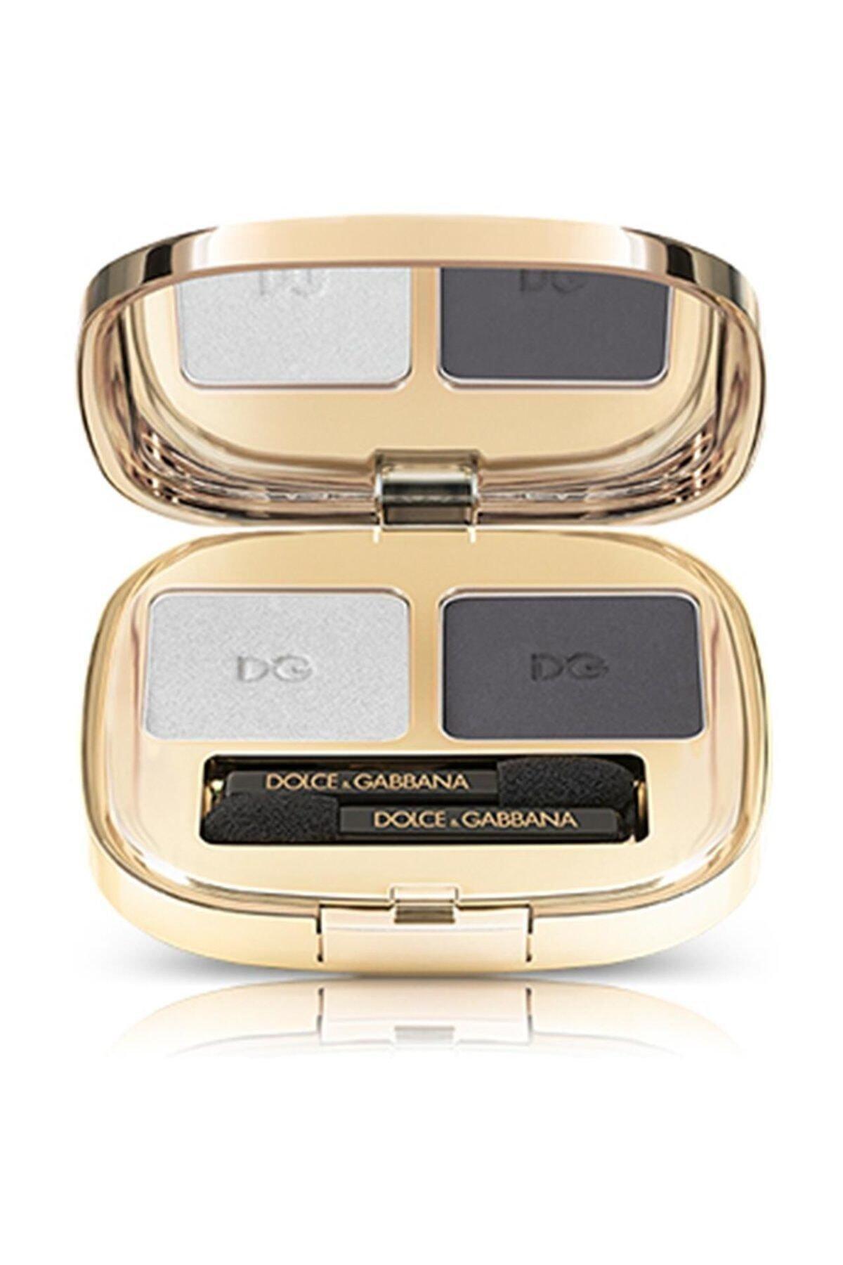 Dolce Gabbana Smooth Eyeshadow Duo 115 Femme Fatale Göz Farı 737052960296 1
