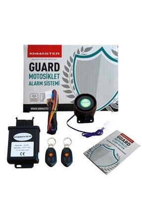 Knmaster Guard Kumandalı Motosiklet Güvenlik Alarmı