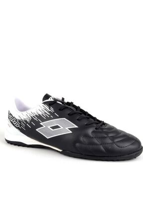 Lotto Unisex Siyah Halısaha Ayakkabısı T0327 Gamer Tf Jr