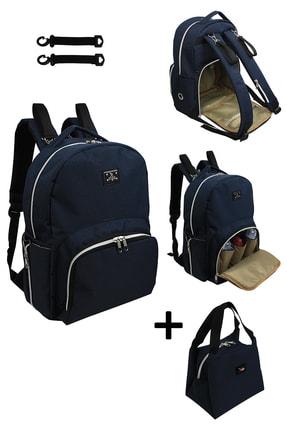 Stylo Duo Backpack For Mothers Anne Bebek Bakım Sırt Çantası