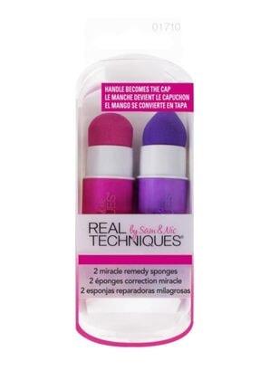 Real Techniques Sünger Remedy Mini 2'li 079625017106