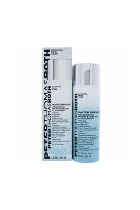 PETER THOMAS ROTH Water Drench Hyaluronic Micro-bubbling Cloud Mask 120 Ml