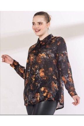 RMG Madame Matilda Çiçek Desenli Gömlek