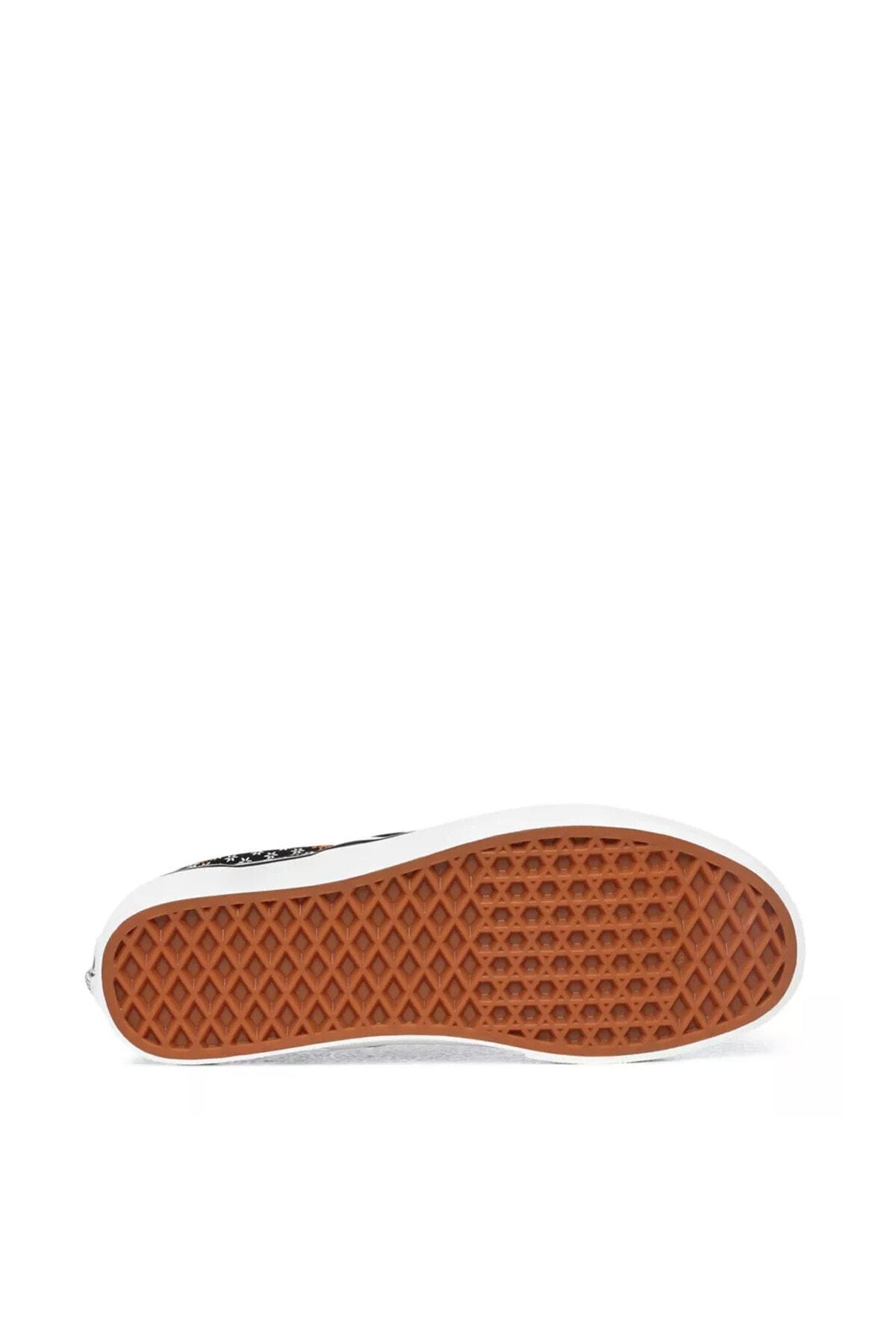 Vans Tiger Floral Classic Slip-on Kadın Ayakkabısı Vn0a4u3819m1 2