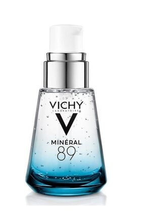 Vichy Mineral 89% Mineralizing Water + Hyaluronic Acid 30ml | Günlük Nemlendirici