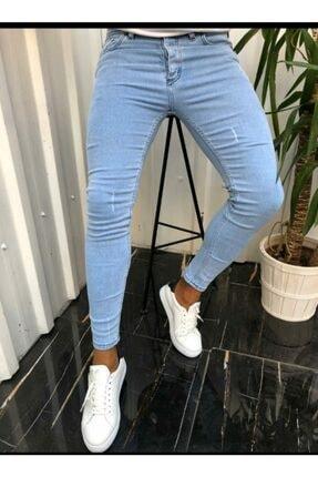 DENİM BLACKHAND Erkek Buz Mavi Modafe Skinny Jean