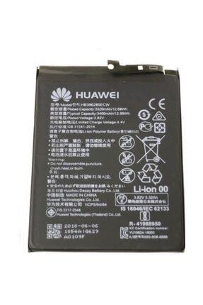 Huawei P20 Pro - Mate 10 Hb436486ecw Pil Batarya+tamir Seti-ithalatçı Garantili