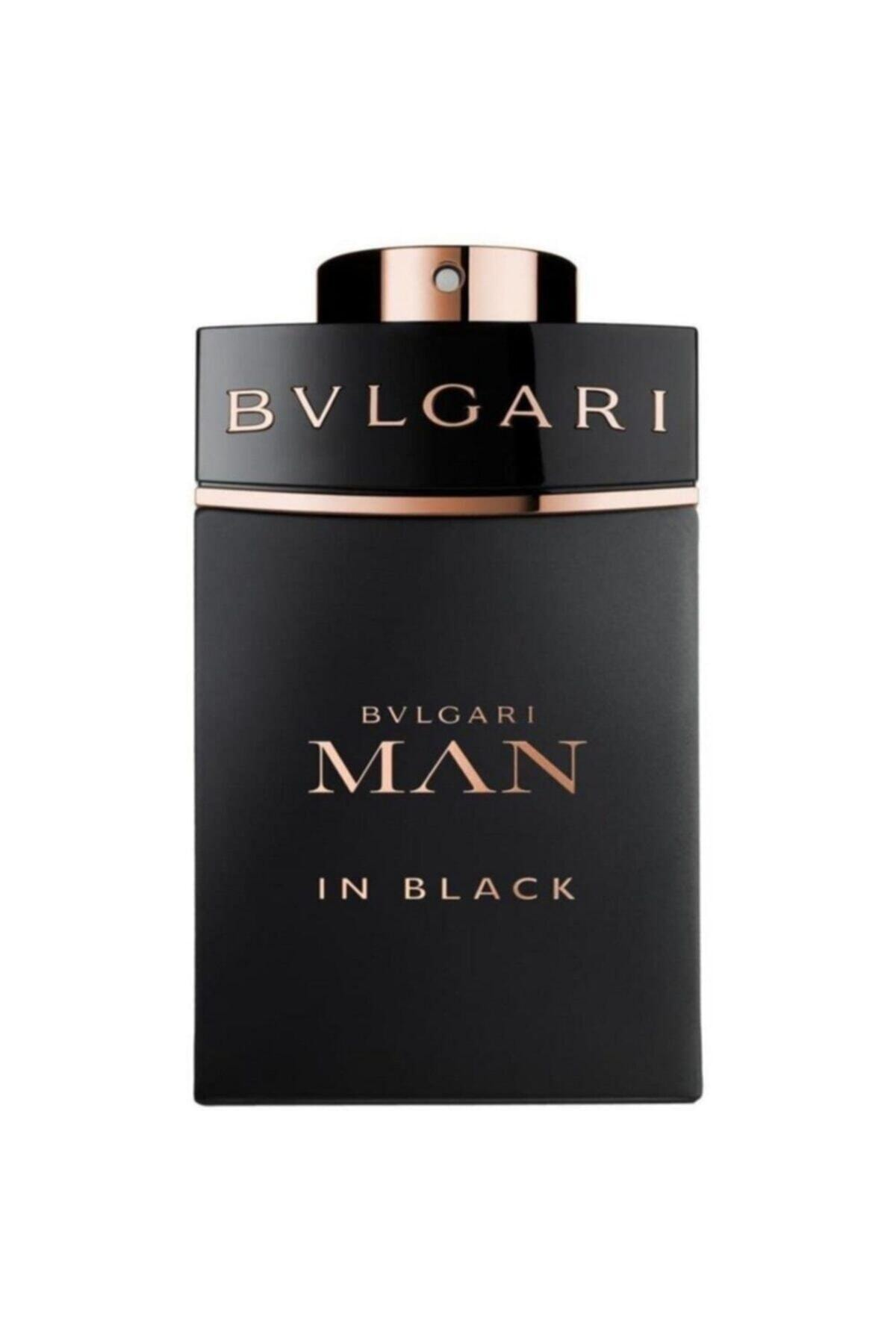 Bvlgari Man In Black Edp 100 Ml Erkek Parfümü 1