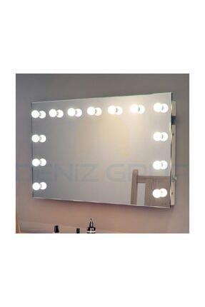 Nova Kulis Işıklı Makyaj Aynası  Le5-018