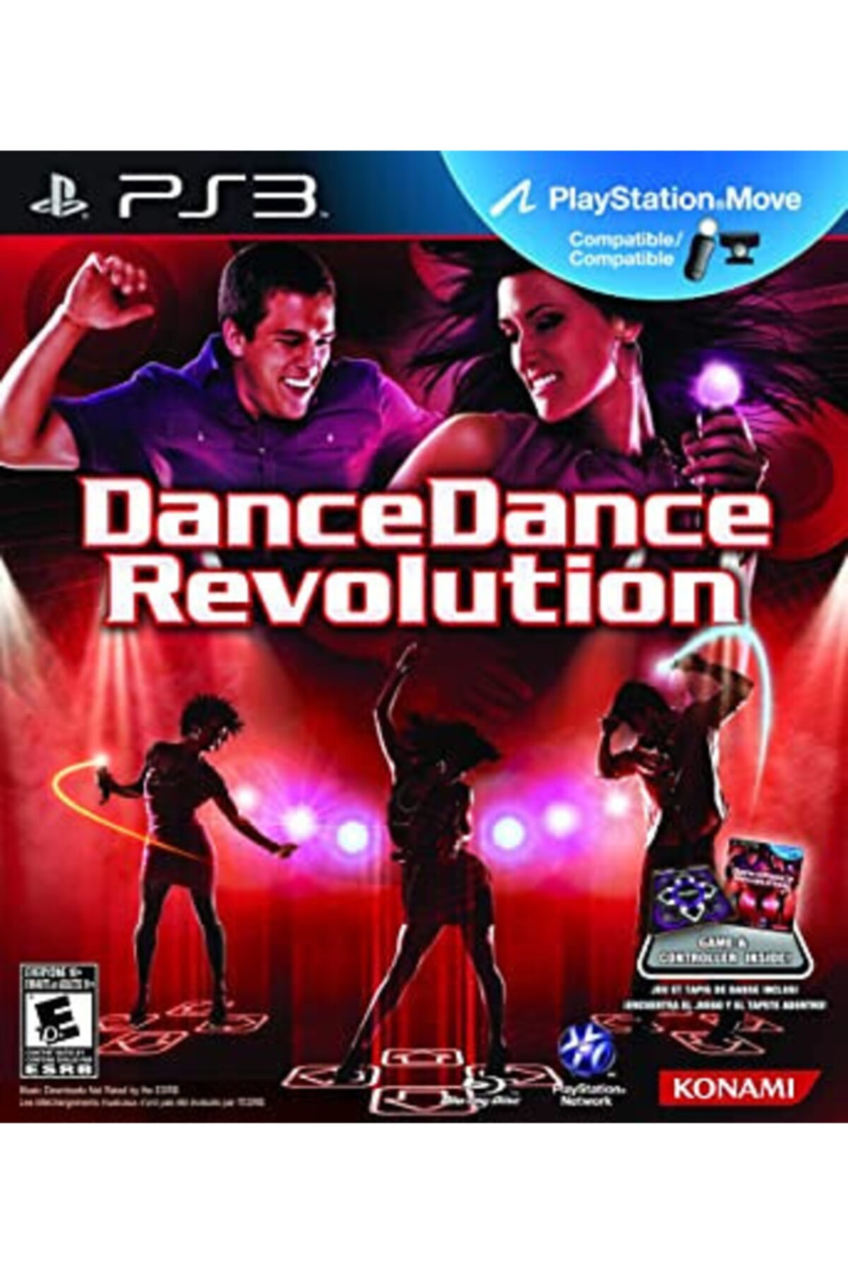 KONAMI Dancedance Revolution 1